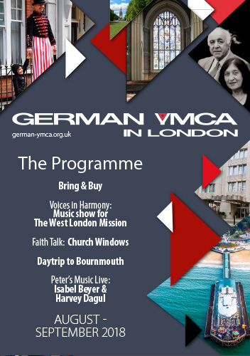 German YMCA - The Programme